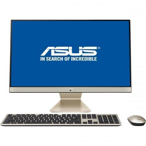 Calculator ASUS Vivo AiO V241FAK-BA040D, Intel Core i3-8145U, 23.8inch, RAM 8GB, SSD 256GB, Intel UHD Graphics 620, Endless OS