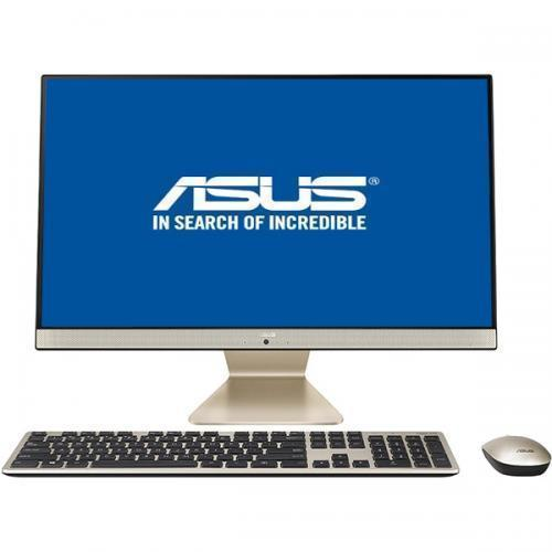 Calculator ASUS Vivo AiO V241FFK-BA026D, Intel Core i5-8265U, 23.8inch, RAM 8GB, SSD 256GB, nVidia GeForce MX130 2GB, Endless OS