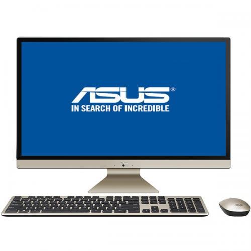 Calculator ASUS Vivo AiO V272UAK-BA050D, Intel Core i7-8550U, 27inch, RAM 8GB, HDD 1TB + SSD 512GB, Intel UHD Graphics 620, Endless OS
