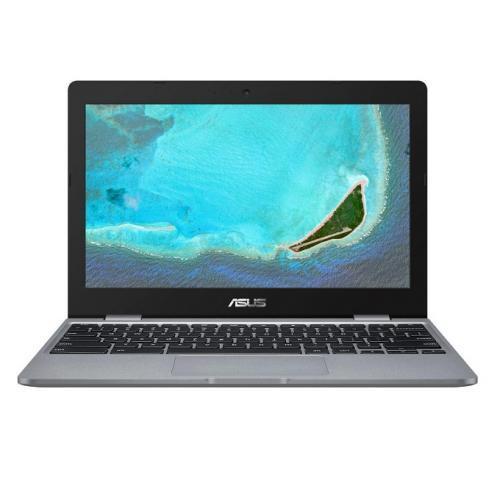 Laptop ASUS ChromeBook C223NA-GJ0071, Intel Celeron Dual Core N3550, 11.6inch, RAM 4GB, eMMC 32GB, Intel HD Graphics 500, Chrome OS, Grey
