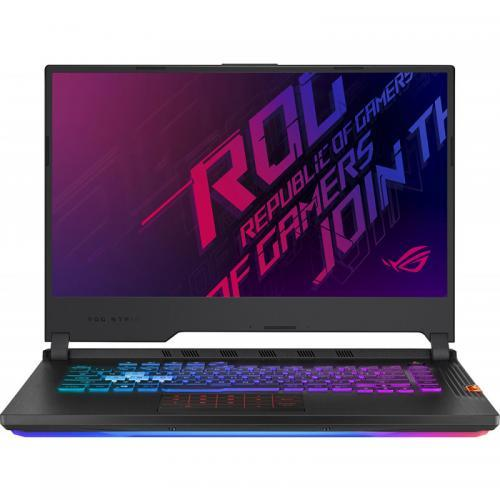 Laptop ASUS ROG Strix G G531GV-ES001, Intel Core i7-9750H, 15.6inch, RAM 8GB, SSD 512GB, nVidia GeForce RTX 2060 6GB, No OS, Black