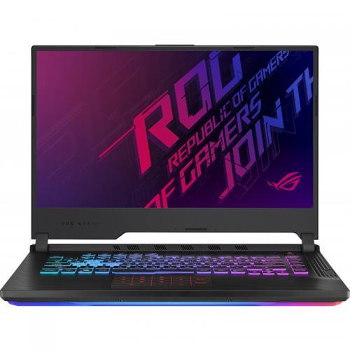 Laptop ASUS ROG Strix G G531GT-AL004, Intel Core i7-9750H, 15.6inch, RAM 8GB, SSD 512GB, nVidia GeForce GTX 1650 4GB, No OS, Black