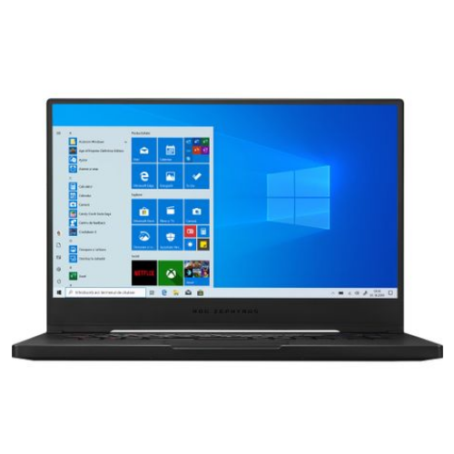 Laptop ASUS ROG Zephyrus S15 GX502LXS-HF038T, Intel Core i7-10875H, 15.6inch, RAM 32GB, SSD 512GB + SSD 512GB, nVidia GeForce RTX 2080 Super 8GB, Windows 10, Brushed Black
