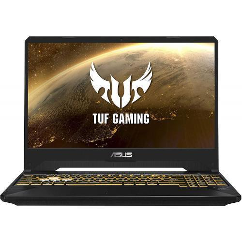 Laptop ASUS TUF Gaming FX505DD-BQ114, AMD Ryzen 5 3550H, 15.6inch, RAM 8GB, SSD 256GB, nVidia GeForce GTX 1050 3GB, No OS, Black