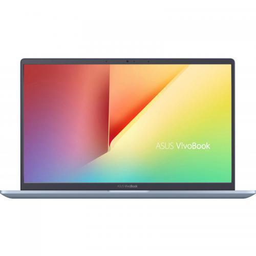 Laptop ASUS VivoBook 14 X403JA-BM012, Intel Core i7-1065G7, 14inch, RAM 16GB, SSD 512GB + 32GB Intel Optane, Intel Iris Plus Graphics, Endless OS, Silver Blue