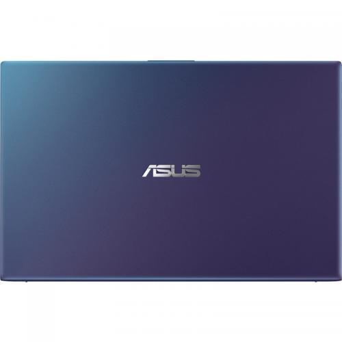 Laptop ASUS VivoBook 15 X512JA-EJ351T, Intel Core i3-1005G1, 15.6inch, RAM 8GB, SSD 256GB, Intel UHD Graphics, Windows 10 S, Peacock Blue