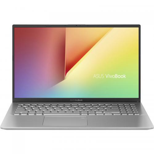 Laptop ASUS VivoBook 15 X512JA-EJ352, Intel Core i3-1005G1, 15.6inch, RAM 8GB, SSD 256GB, Intel UHD Graphics, No OS, Transparent Silver