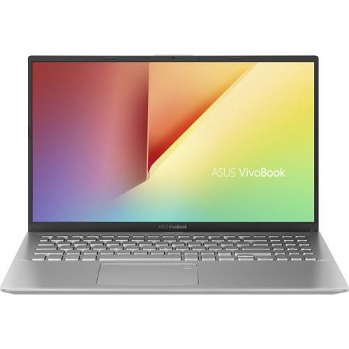Laptop ASUS VivoBook 15 X512JA-EJ364, Intel Core i5-1035G1, 15.6inch, RAM 8GB, SSD 512GB, Intel UHD Graphics, No OS, Transparent Silver