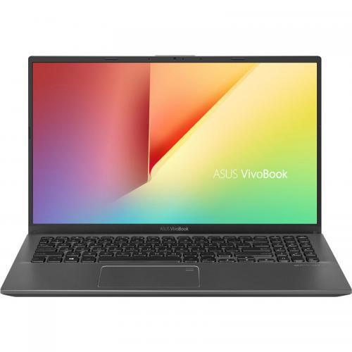 Laptop ASUS VivoBook 15 X512JP-EJ179, Intel Core i5-1035G1, 15.6inch, RAM 8GB, SSD 512GB, nVidia GeForce MX330 2GB, No OS, Slate Gray
