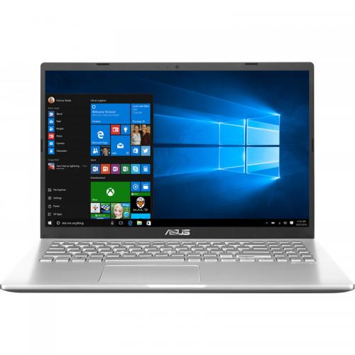 Laptop ASUS X509FA-EJ086R, Intel Core i7-8565U, 15.6inch, RAM 8GB, SSD 512GB, Intel UHD Graphics 620, Windows 10 Pro, Transparent Silver