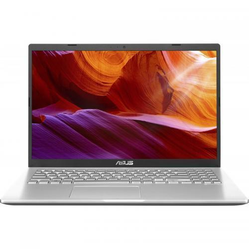 Laptop ASUS X509FB-EJ268R, Intel Core i5-8265U, 15.6inch, RAM 8GB, SSD 512GB, nVidia GeForce MX110 2GB, Windows 10 Pro, Transparent Silver