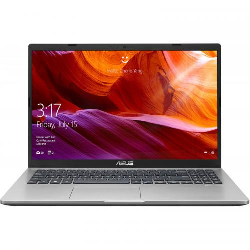 Laptop ASUS X509JP-EJ044, Intel Core i7-1065G7, 15.6inch, RAM 8GB, SSD 512GB, nVidia GeForce MX330 2GB, No OS, Transparent Silver