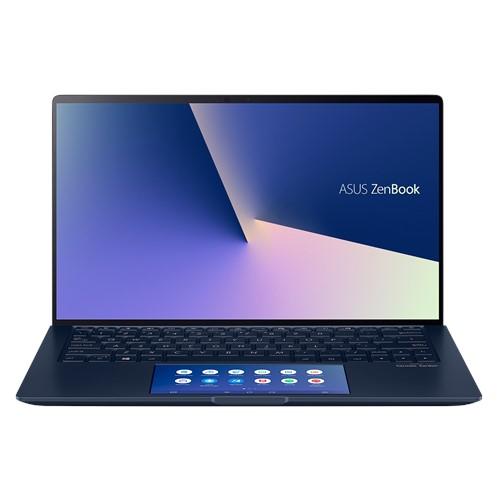 Laptop ASUS ZenBook 13 UX334FAC-A3022R, Intel Core i7-10510U, 13.3inch, RAM 8GB, SSD 512GB, Intel UHD Graphics 620, Windows 10 Pro, Royal Blue