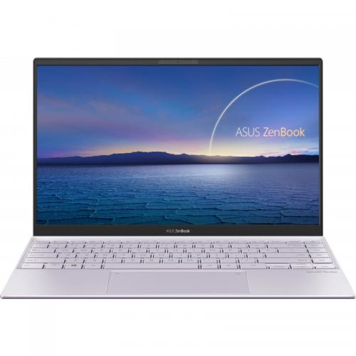 Laptop ASUS ZenBook 14 UX425EA-BM003T, Intel Core i5-1135G7, 14inch, RAM 8GB, SSD 512GB, Intel Iris Xe Graphics, Windows 10, Lilac Mist