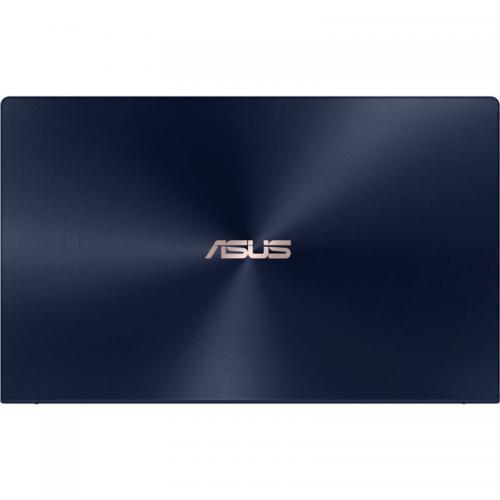 Laptop ASUS ZenBook 14 UX433FAC-AI390R, Intel Core i7-10510U, 14inch Touch, RAM 16GB, SSD 1TB, Intel UHD Graphics 620, Windows 10 Pro, Royal Blue