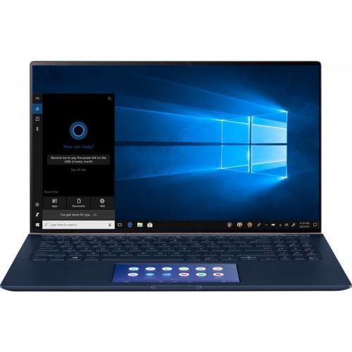 Laptop ASUS ZenBook 15 UX534FAC-AA173R, Intel Core i7-10510U, 15.6inch, RAM 16GB, SSD 1TB, Intel UHD Graphics 620, Windows 10 Pro, Royal Blue