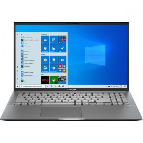 Laptop ASUS VivoBook S15 S531FA-BQ021, Intel Core i5-8265U, 15.6inch, RAM 8GB, SSD 256GB, Intel UHD Graphics 620, No OS, Cobalt Blue