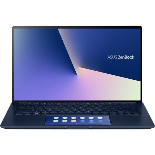 Laptop ASUS ZenBook 13 UX334FLC-A3213R, Intel Core i7-10510U, 13.3inch, RAM 16GB, SSD 1TB, nVidia GeForce MX250 2GB, Windows 10 Pro, Royal Blue