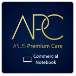 Extensie de garanție locală de la 3 ani la 5 ani cu transport gratuit, pentru laptopurile de business ASUS.