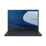 Laptop ASUS ExpertBook P2451FA-EB1385R, Intel Core i5-10210U, 14inch, RAM 8GB, SSD 512GB, Intel UHD Graphics 620, Windows 10 Pro, Black