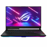 Laptop ASUS ROG Strix SCAR 17 G733QR-HG014, AMD Ryzen 9 5900HX, 17.3inch, RAM 32GB, SSD 1TB, nVidia GeForce RTX 3070 8GB, No OS, Black