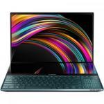 Laptop ASUS ZenBook Pro Duo UX581GV-H2002R, Intel Core i7-9750H, 15.6inch Touch, RAM 16GB, SSD 1TB, nVidia GeForce RTX 2060 6GB, Windows 10 Pro, Celestial Blue