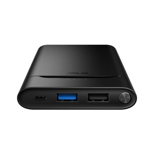 Baterie Portabila Asus ZenPower, 10000 mAh, 2x USB, Black