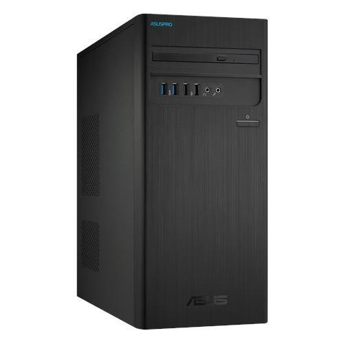 Calculator ASUS ASUSPRO D340MC-I38100104D Tower, Intel Core i3-8100, RAM 4GB, SSD 256GB, Intel UHD Graphics 630, Endless OS