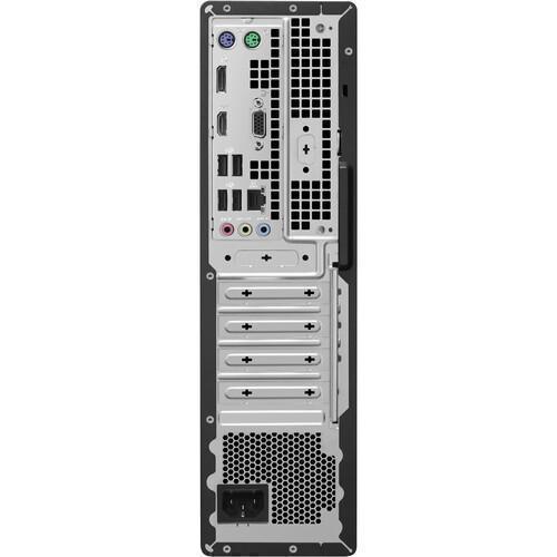 Calculator ASUS ExpertCenter D5 D500SA-7107000020 SFF, Intel Core i7-10700, RAM 8GB, SSD 512GB, Intel UHD Graphics 630, No OS