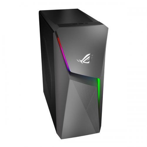 Calculator ASUS ROG Strix GL10CS-RO116D Tower, Intel Core i5-9400F, RAM 8GB, HDD 1TB + SSD 512GB, nVidia GeForce GTX 1650 4GB, No OS