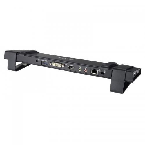 Docking Station ASUS USB3.0_HZ-3A Plus, Black