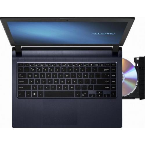 Laptop ASUS AsusPRO P1440FA-FA0080, Intel Core i5-8265U, 14inch, RAM 4GB, SSD 256GB, Intel UHD Graphics 620, Endless OS, Star Grey