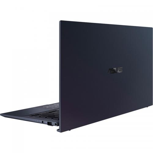 Laptop ASUS ExpertBook B9450FA-BM0261R, Intel Core i7-10510U, 14inch, RAM 16GB, SSD 2 x 512GB, Intel UHD Graphics 620, Windows 10 Pro, Star Black
