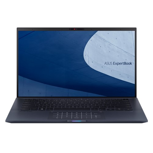 Laptop Asus ExpertBook B9450FA-BM0967, Intel Core i5-10210U, 14inch, RAM 8GB, SSD 512GB, Intel UHD Graphics, No OS, Star Black