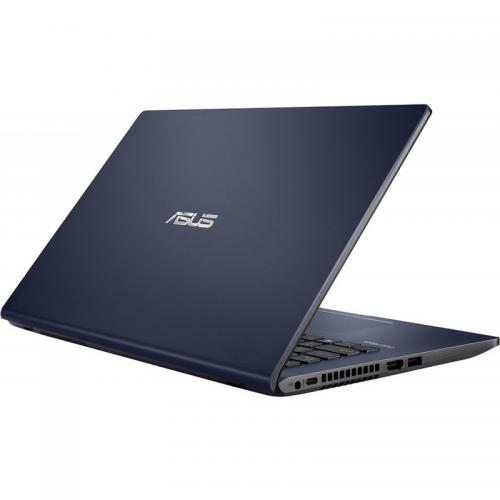 Laptop ASUS ExpertBook P1 P1410CJA-EK345, Intel Core i3-1005G1, 14inch, RAM 8GB, SSD 256GB, Intel UHD Graphics, Endless OS, Bespoke Black