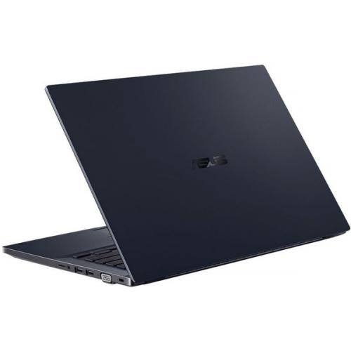 Laptop ASUS ExpertBook P2451FA-EB0181R, Intel Core i5-10210U, 14inch, RAM 8GB, SSD 256GB, Intel UHD Graphics 620, Windows 10 Pro, Black