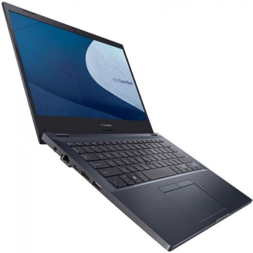 Laptop ASUS ExpertBook P2451FA-EB1385, Intel Core i5-10210U, 14inch, RAM 8GB, SSD 512GB, Intel UHD Graphics, Endless OS, Star Black