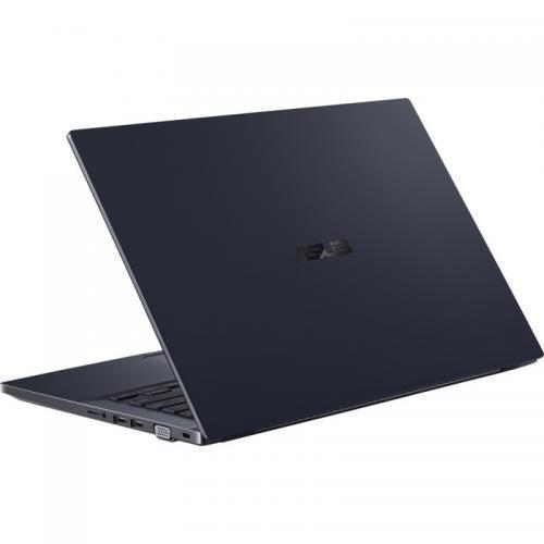 Laptop ASUS ExpertBook P2451FB-EB0037R, Intel Core i7-10510U, 14inch, RAM 16GB, SSD 512GB, nVidia GeForce MX110 2GB, Windows 10 Pro, Star Black