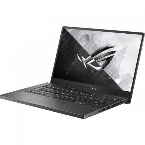 Laptop ASUS Gaming ROG Zephyrus G14 GA401II-HE003, AMD Ryzen 7 4800HS, 14inch, RAM 16GB, SSD 512GB, nVidia GeForce GTX1650 Ti 4GB, NO OS, Eclipse Gray