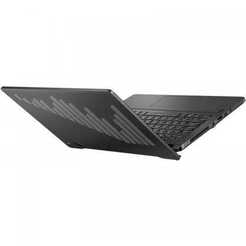 Laptop ROG Zephyrus G14 GA401IU-HE048, AMD Ryzen 9 4900H, 14inch, RAM 16GB, SSD 1TB, nVidia GeForce GTX 1660 Ti 6GB, No OS, Eclipse Gray