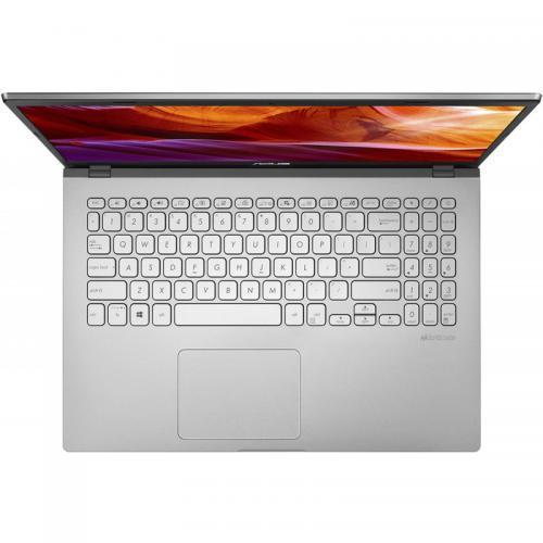 Laptop ASUS M509DA-EJ025, AMD Ryzen 5 3500U, 15.6inch, RAM 8GB, SSD 512GB, AMD Radeon Vega 8, No OS, Transparent Silver