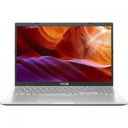 Laptop ASUS M509DA-EJ034T, AMD Ryzen 5 3500U, 15.6inch, RAM 8GB, SSD 256GB, AMD Radeon Vega 8, Windows 10, Transparent Silver
