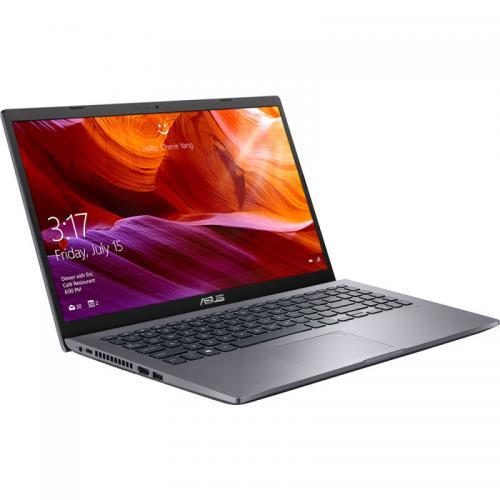 Laptop ASUS M509DJ-EJ006, AMD Ryzen 5 3500U, 15.6inch, RAM 8GB, SSD 512GB, nVidia GeForce MX230 2GB, No OS, Grey