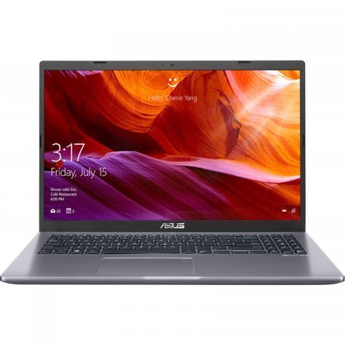 Laptop ASUS M509DL-EJ010, AMD Ryzen 5 3500U, 15.6inch, RAM 8GB, SSD 512GB, nVidia GeForce MX250 2GB, No OS, Grey