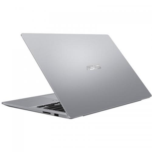 Laptop ASUS AsusPRO P5440FA-BM0138R, Intel Core i5-8265U, 14inch, RAM 8GB, SSD 512GB, Intel UHD Graphics 620, Windows 10 Pro, Grey