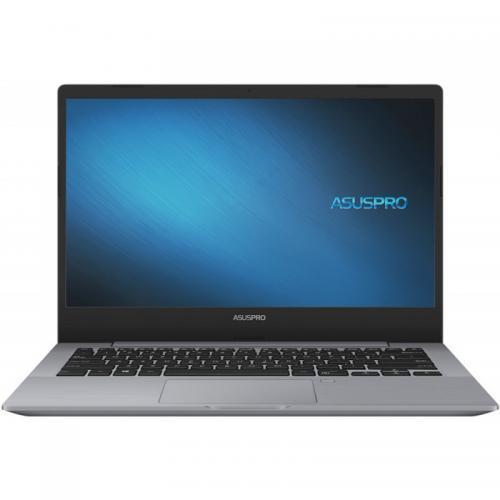 Laptop ASUS AsusPRO P5440FA-BM0139R, Intel Core i7-8565U, 14inch, RAM 16GB, SSD 512GB, Intel UHD Graphics 620, Windows 10 Pro, Grey