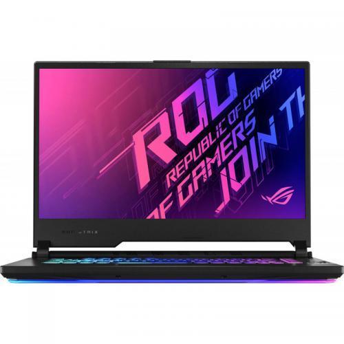 Laptop ASUS ROG Strix G15 G512LV-HN244, Intel Core i7-10870H, 15.6inch, RAM 8GB, SSD 512GB, nVidia GeForce RTX 2060 6GB, No OS, Black