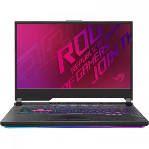 Laptop ASUS ROG Strix G15 G512LW-AZ117, Intel Core i7-10750H, 15.6inch, RAM 16GB, SSD 512GB, nVidia GeForce RTX 2070 8GB, No OS, Electro Punk