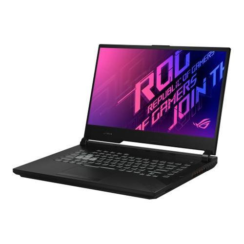 Laptop ASUS ROG Strix G15 G512LW-HN037T, Intel Core i7-10750H, 15.6inch, RAM 16GB, SSD 512GB, nVidia GeForce RTX 2070 8GB, Windows 10, Black