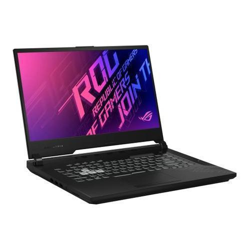Laptop ASUS ROG Strix G15 G512LWS-AZ035, Intel Core i7-10875H, 15.6inch, RAM 16GB, SSD 512GB + 512GB, nVidia GeForce RTX 2070 Super 8GB, No OS, Black